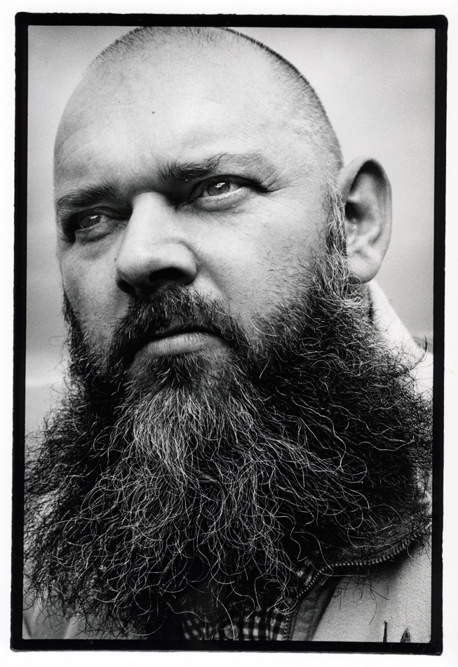 Antwerpen, Belgium - 2005 - Portrait of Walter Van Beirendonck, Belgian Fashion Designer. REPORTERS © Tim Dirven - Happy Birthday on Modzik