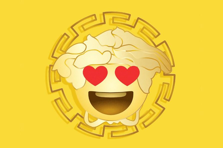 @versace emoji