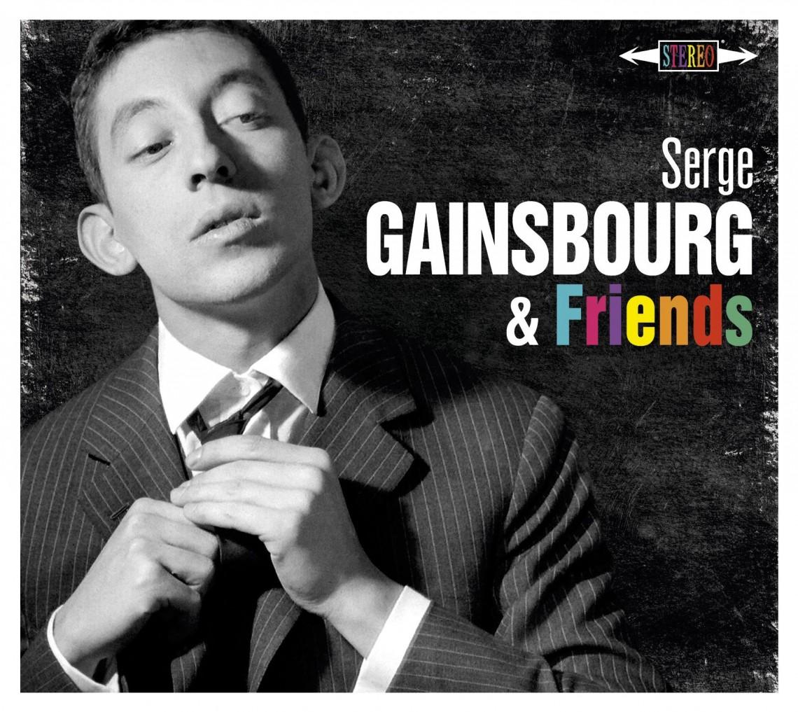 Serge Gainsbourg & Friends - Visuel Définitif