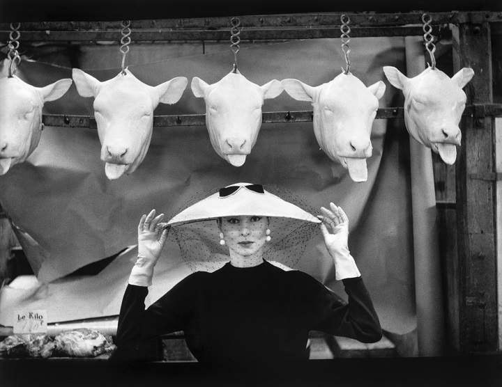 Vogue Paris, February 1955