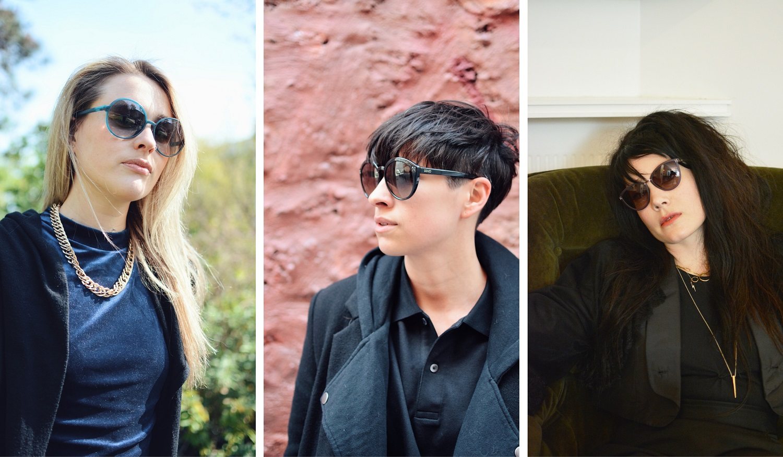 liu jo banniere_modzik avec Nina Johansson, Louise Rome, Brisa Roche