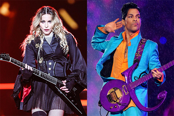 madonna prince bma billboard music awards
