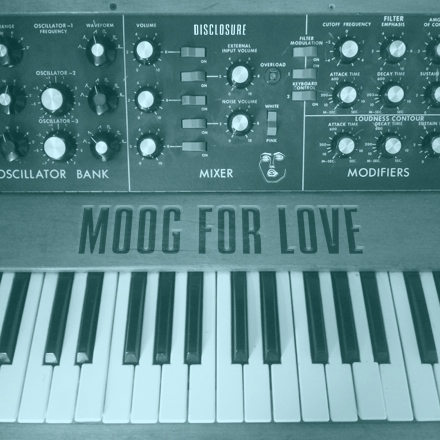 MODZIK_MOOG FOR LOVE