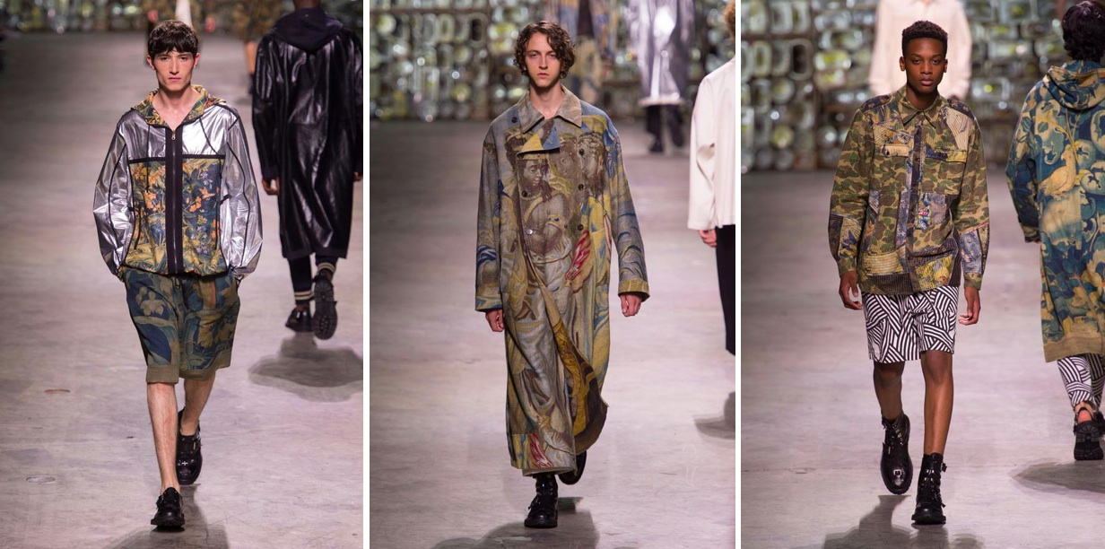 dries van noten modzik