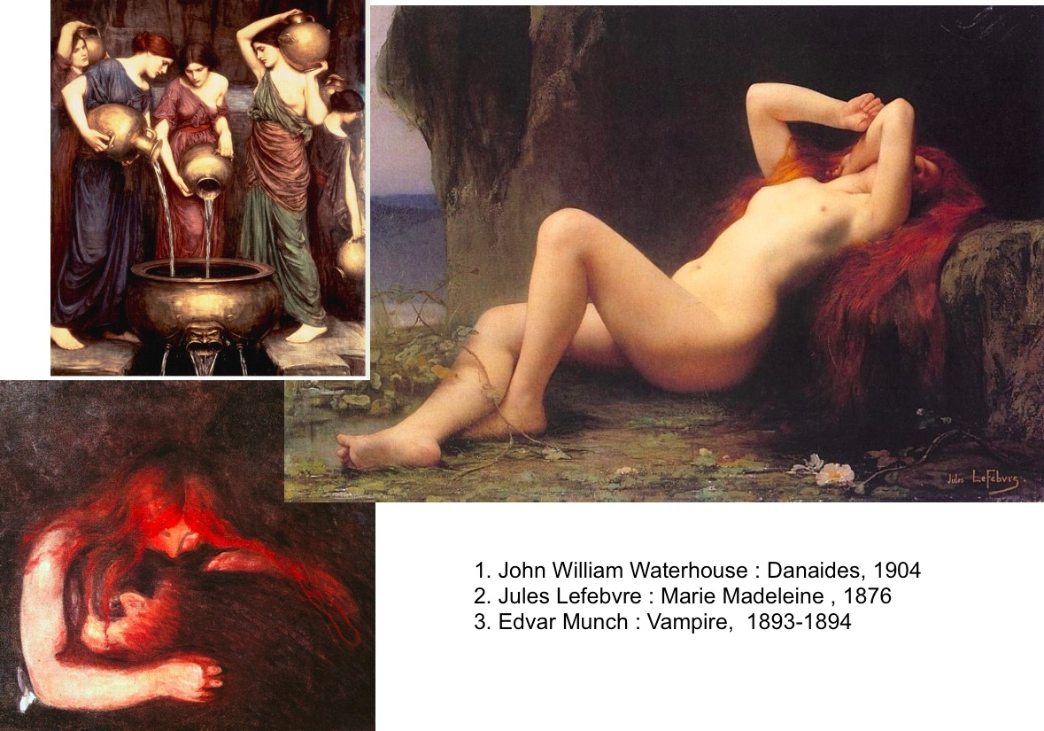 red hair art history