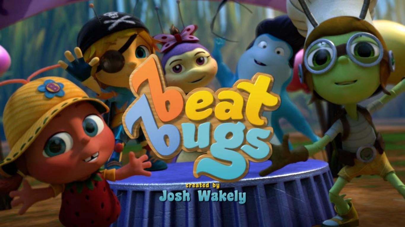 beat bugs modzik