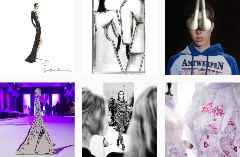 instagram fédération française couture modzik