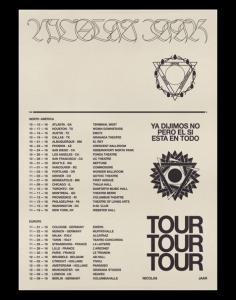 tour date nicolas jaar modzik