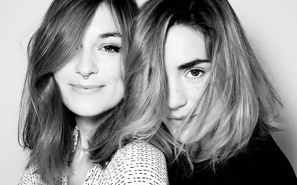 Marie Durantet et Pauline Guilloneau du collectif TAFMAG