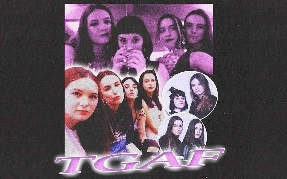 Les filles de TGAF