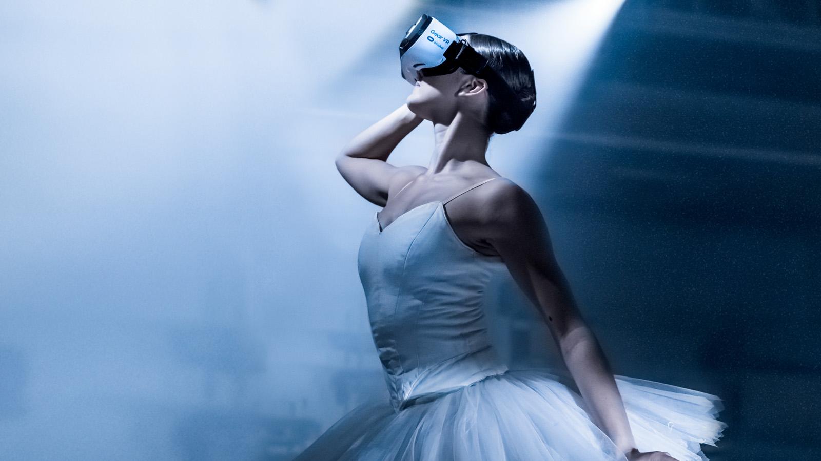 VR Ballet modzik