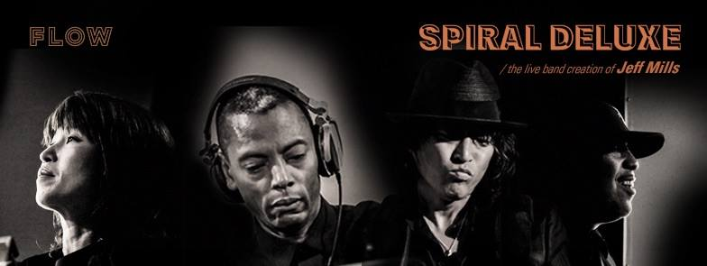 Jeff Mills Spiral Deluxe Modzik