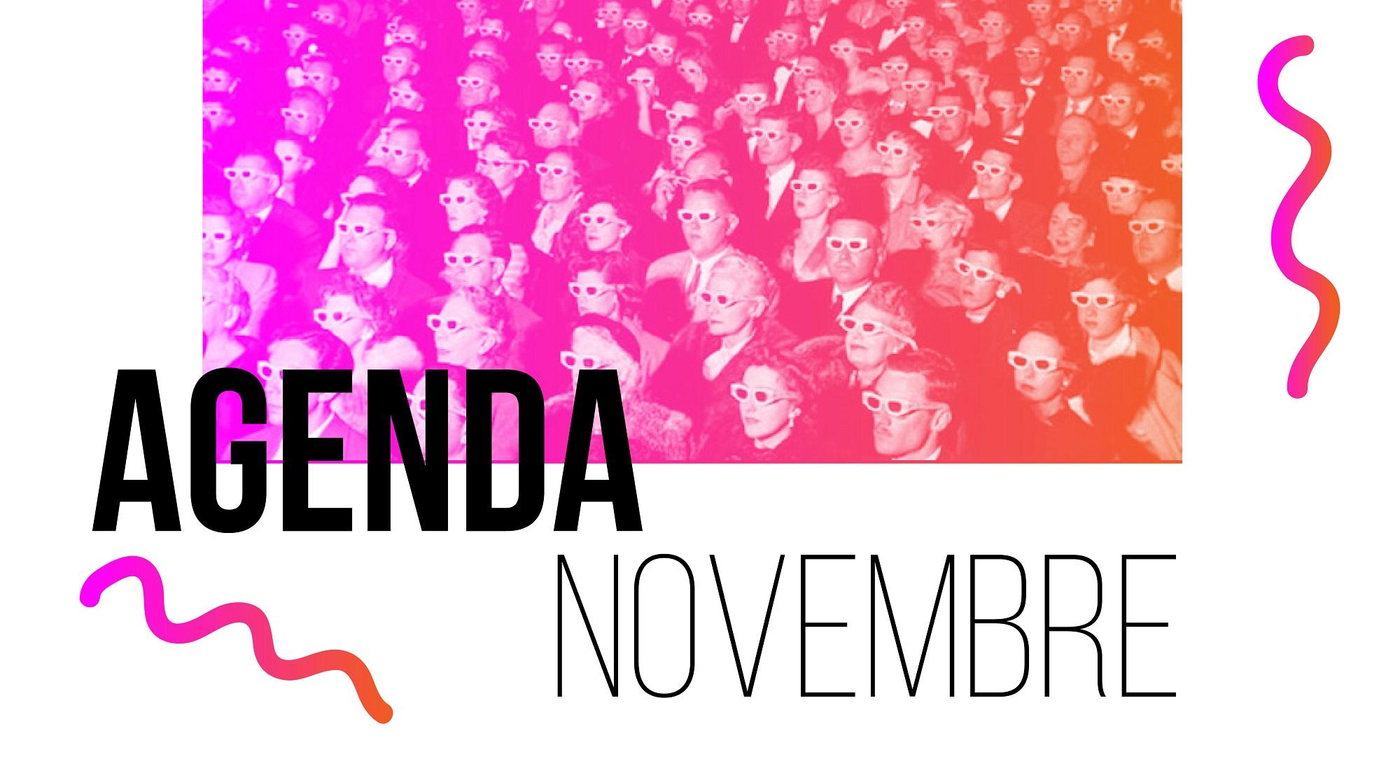 agenda novembre modzik