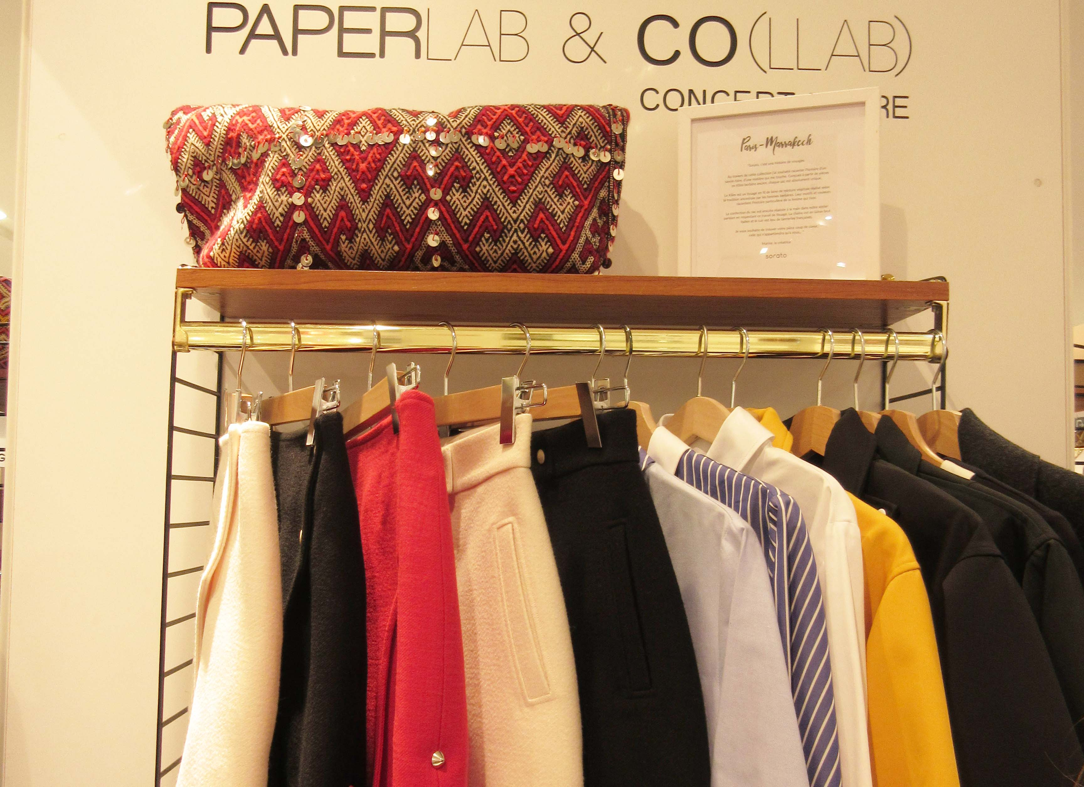 paperlabcollab studiomaze bhv marais