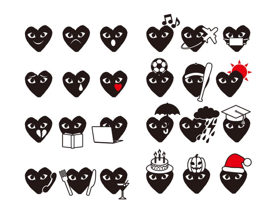 emoji-comme-des-garcons-rei-kawakubo