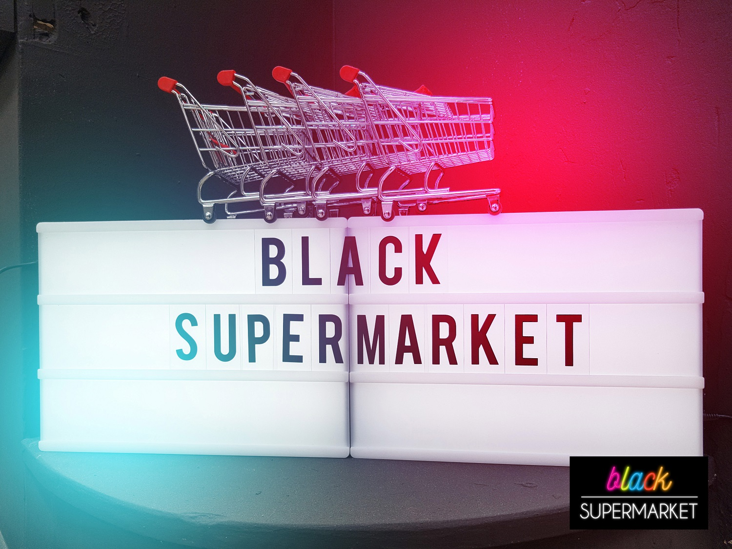 black supermarket modzik