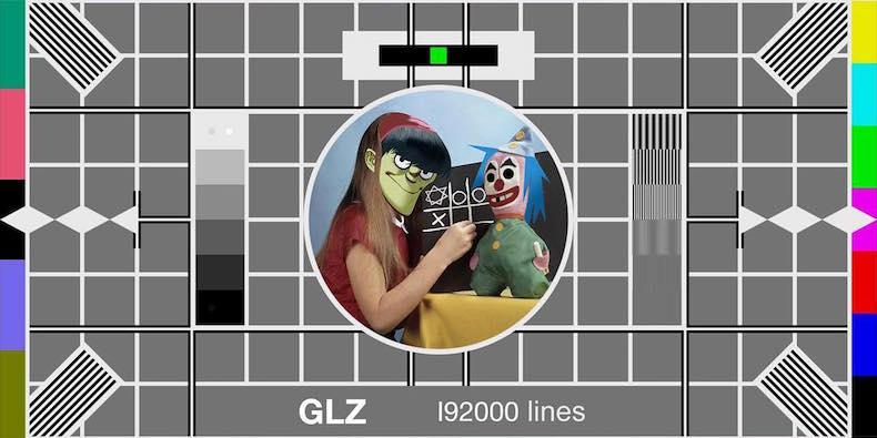 gorillaz modzik