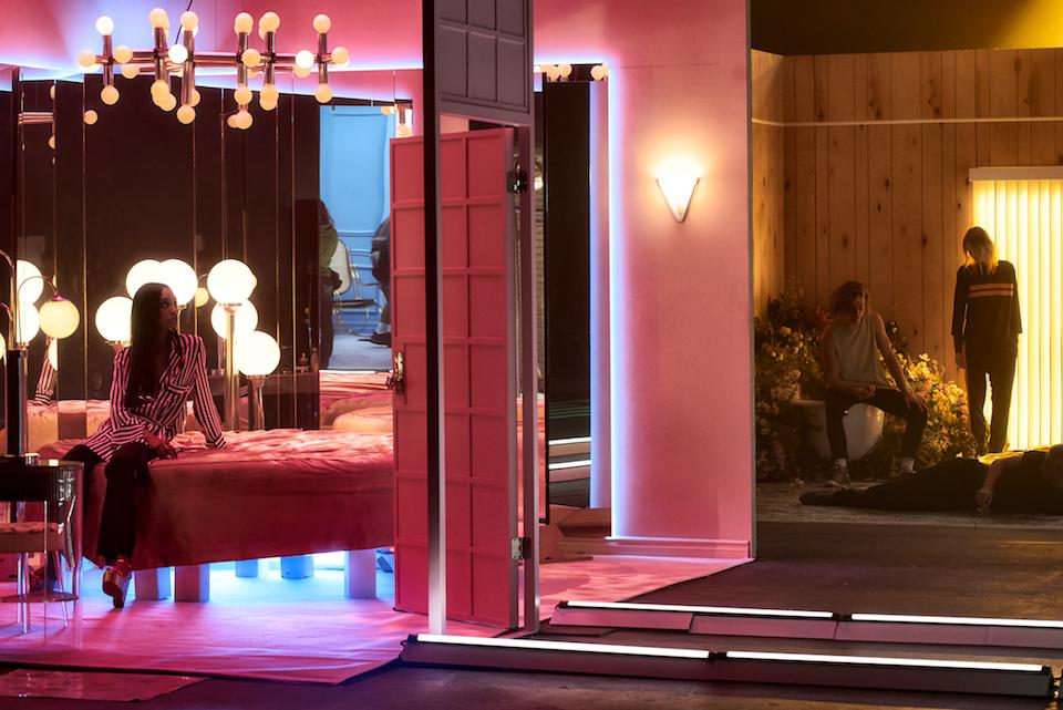 A$AP Rocky Hotel Zalando Modzik