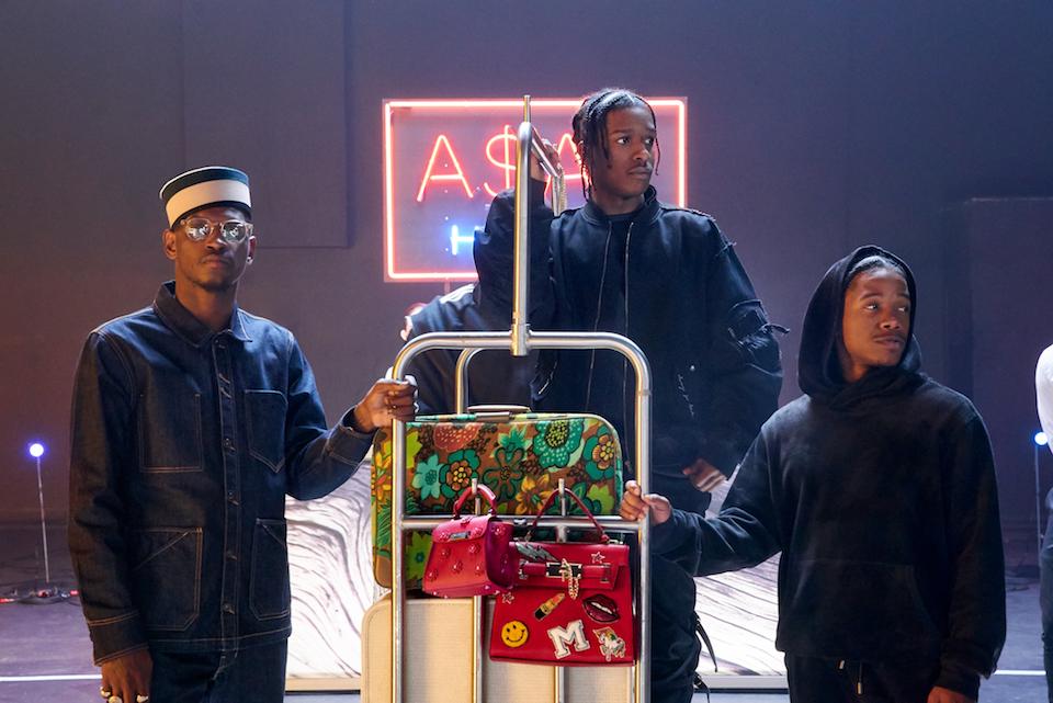 A$AP Rocky Hotel Zalando 3 Modzik