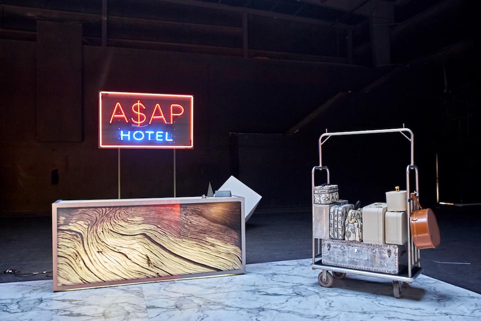 A$AP Rocky Hotel Zalando Modzik 1