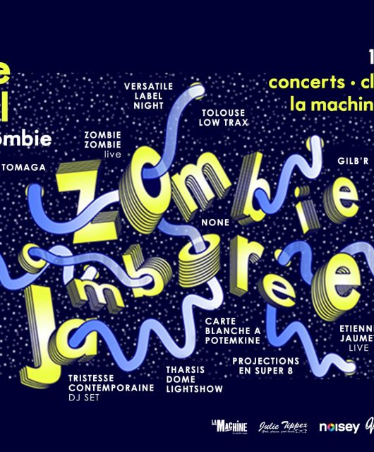 zombie zombie jamboree modzik