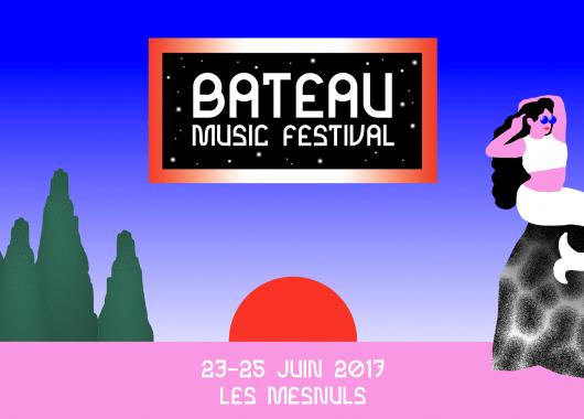 Bateau Music Festival 17 - Modzik