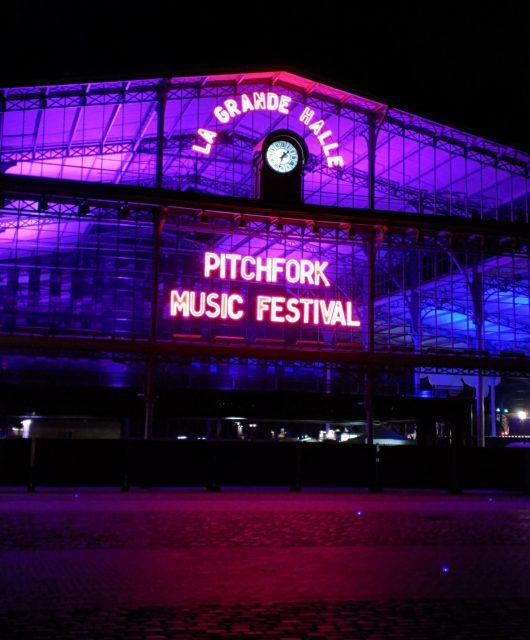 Pitchfork Festival Modzik