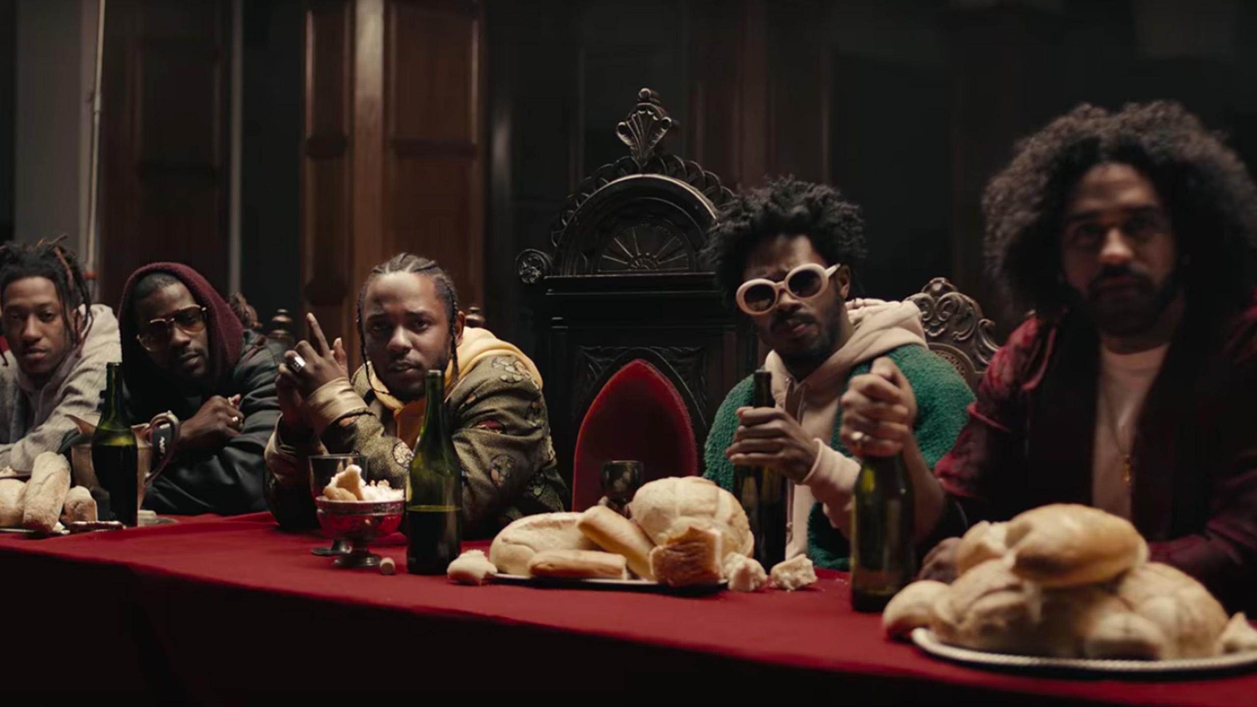 Nike Cortez x Kendrick Lamar : la collab' dévoilée ! So