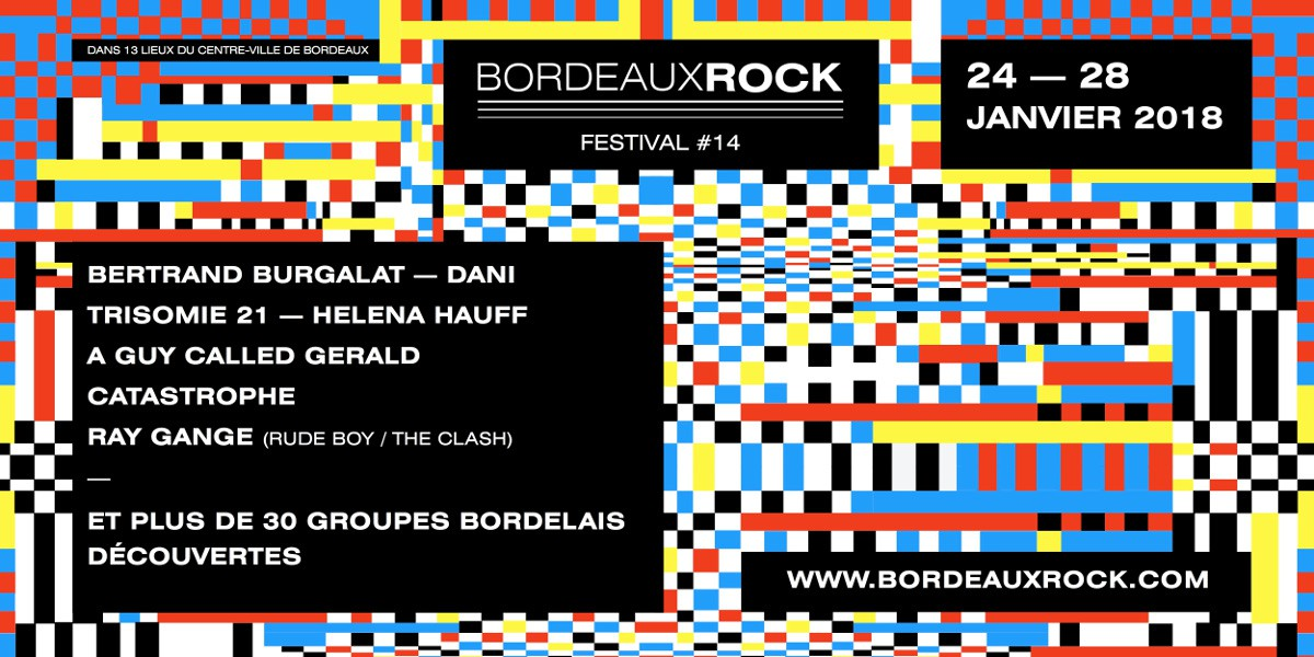 Bordeaux Rock Modzik