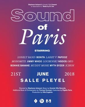 The Sound of Paris Ashpool