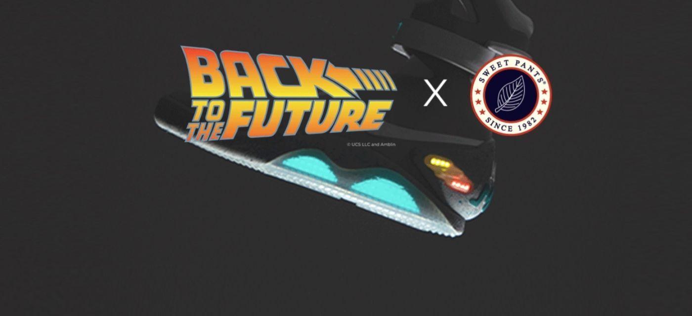retour vers le futur sweet pants
