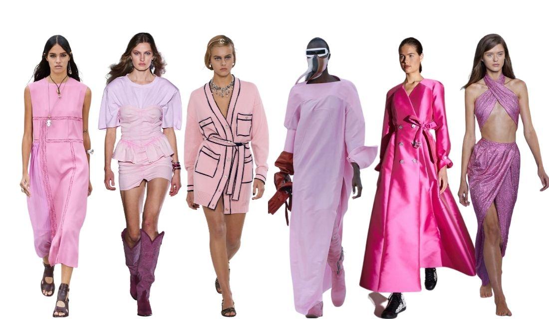 rose fashion week paris