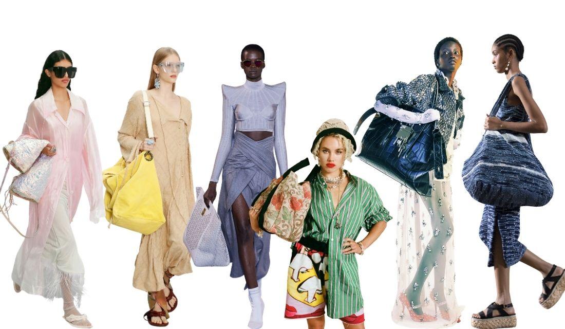 sacs XXL fashion week paris