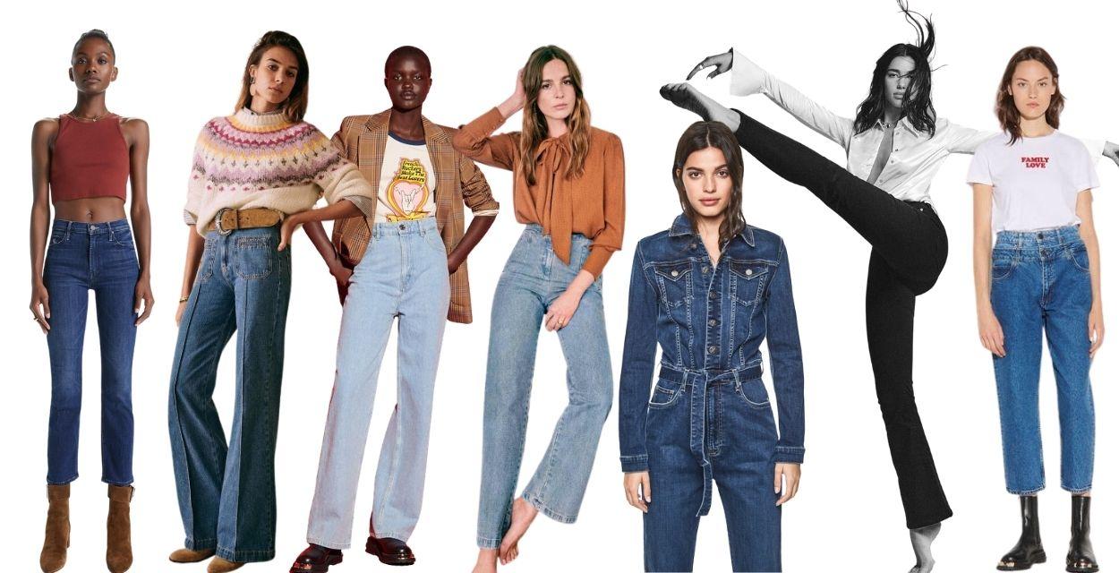 shopping jean