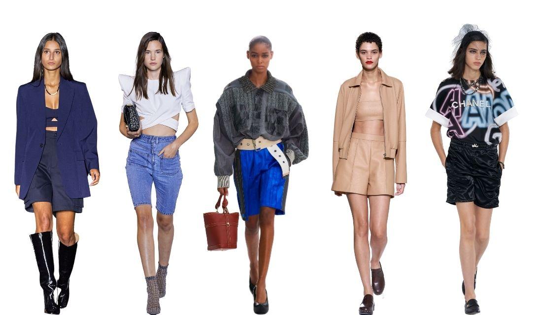 short fashion week paris