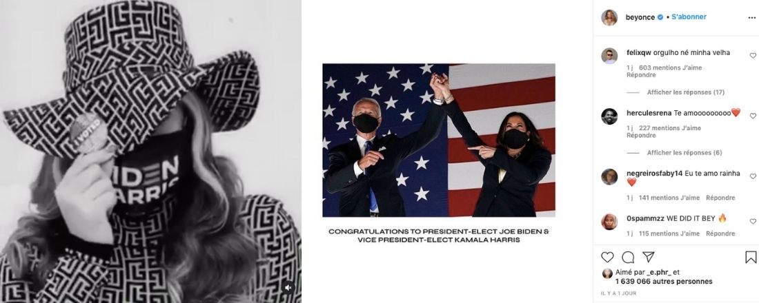 Beyoncé for Biden