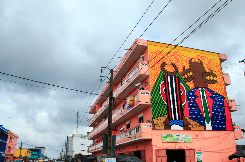 Abidjan Graffiti