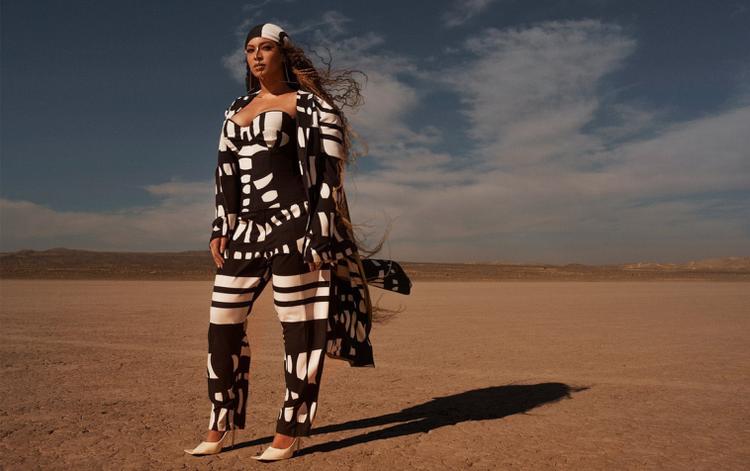 Beyoncé dans le clip Spirit (2019)