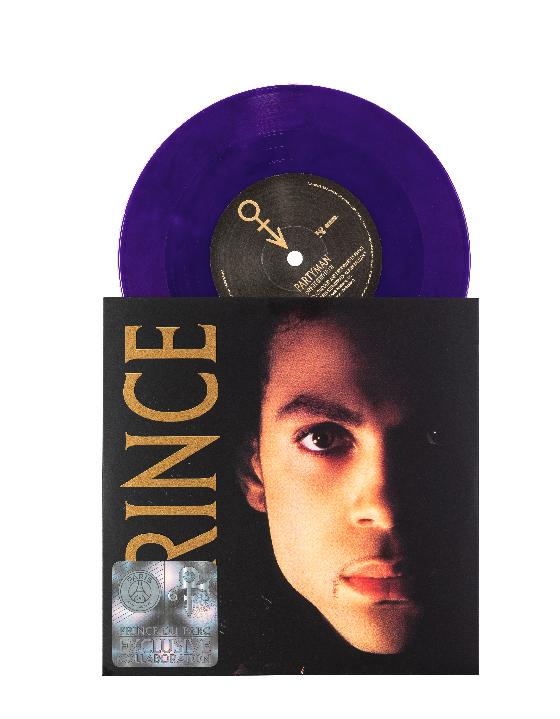 Psg x Prince collector vinyl