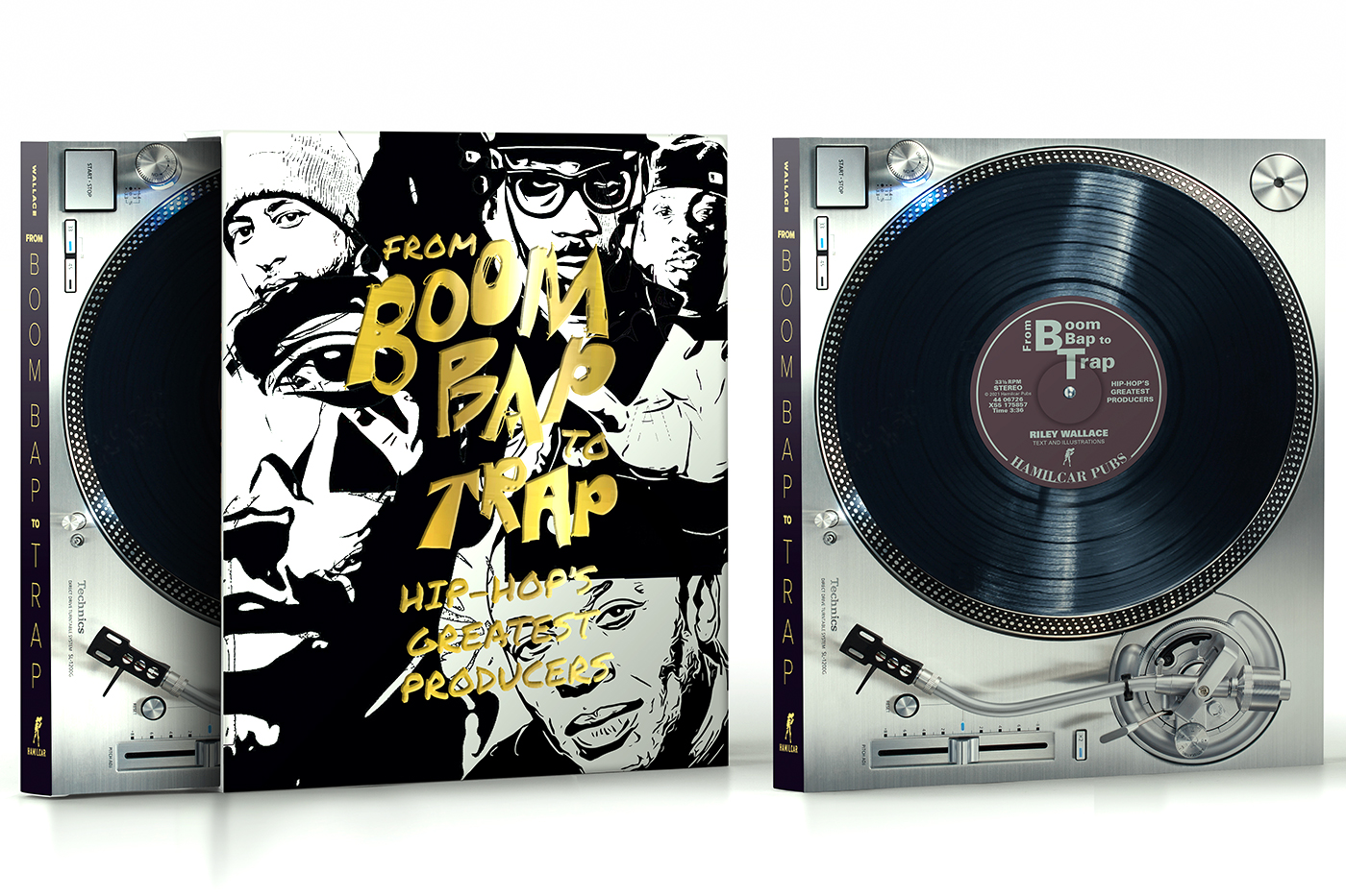 From boom bap to trap book