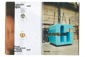 Frank Ocean Homer marque de luxe design sculpture