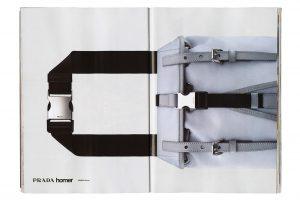 Frank Ocean Homer marque de luxe prada collab
